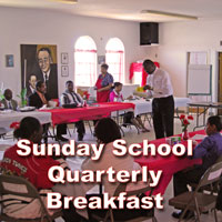 Quarterly Breakfast